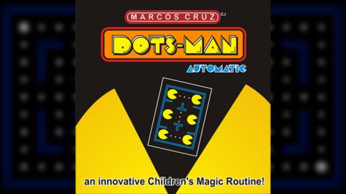 DOTS MAN AUTOMATIC by Marcos Cruz - Trick