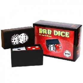 BRB Dice by Joker Magic