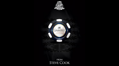 Gamble (Gimmick and Online Instructions) by Steve Cook & Kaymar Magic - Trick