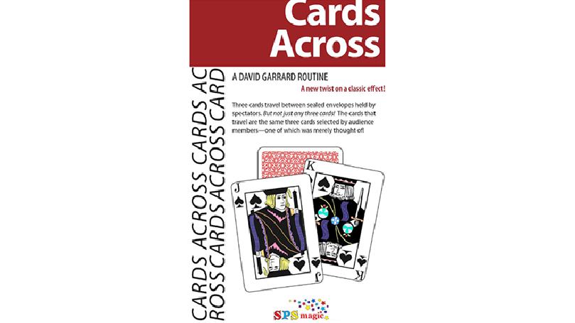 CARDS ACROSS by David Garrard - Trick