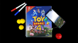 Magic Coloring Book (Toy Story 4) by JL Magic - Trick