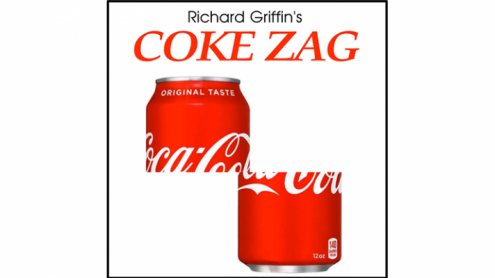 COKE ZAG by Richard Griffin - Trick