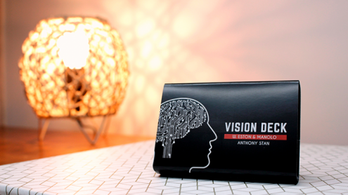 Vision deck Red by W.Eston, Manolo & Anthony Stan - Trick