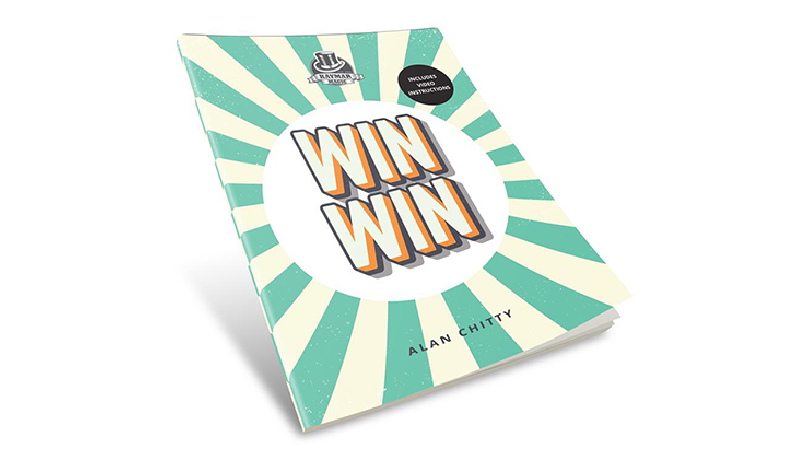 WIN WIN (Gimmick and online instructions) by Alan Chitty & Kaymar Magic - Trick