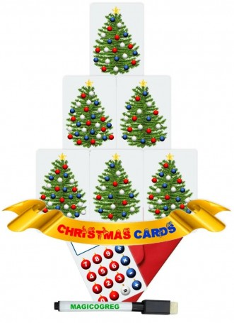 CHRISTMAS CARDS by MagicoGreg