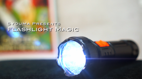 Magic Flashlight (2pk) by Tejinaya Magic - Trick