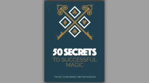 50 Secrets to Successful Magic - Book