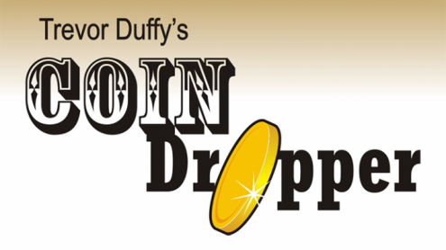 Trevor Duffy's Coin Dropper LEFT HANDED (Whole Dollar) by Trevor Duffy