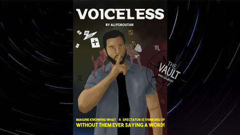 VOICELESS by Ali Foroutan Mixed Media DOWNLOAD