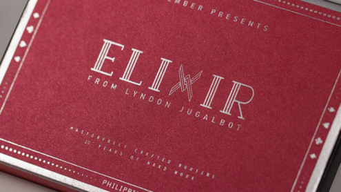 Skymember Presents ELIXIR RED by Lyndon Jugalbot - Trick