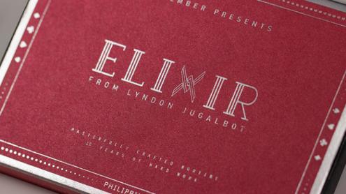 Skymember Presents ELIXIR BLUE by Lyndon Jugalbot - Trick