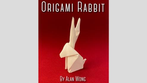 Origami Rabbit by Alan Wong - Trick