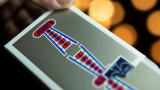 Modern Feel Jerry's Nuggets (Steel) Playing Cards
