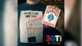 3DT / EMERGENCY (Gimmick and Online Instructions) by JOTA - Trick