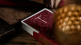Luxury Sword T (Red) Playing Cards by TCC