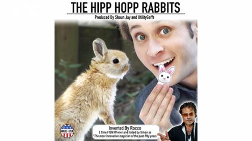 HIPP HOPP RABBIT (2pk) by Rocco & Shaun Jay - Trick