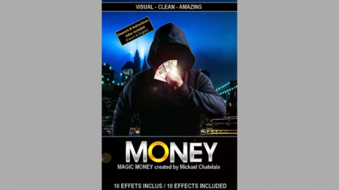 My Magic Money by Mickael Chatelain  - Trick