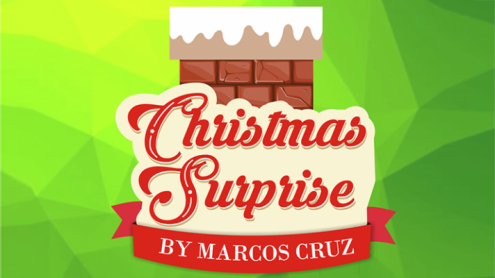 CHRISTMAS SURPRISE by Marcos Cruz - Trick
