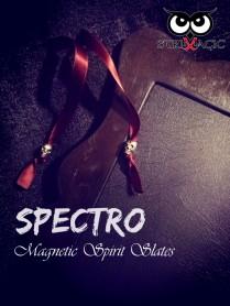 Spectro Slates with SpooKIT - Lavagne Spiritiche Magnetiche Kit by Strixmagic