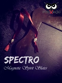 Spectro Slates with SpooKIT - Magnetic Spirit Slates Kit by Strixmagic