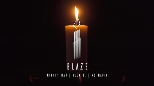Blaze (The Auto Candle) by Mickey Mak, Alen L. & MS Magic - Candela accende e spegne da sola