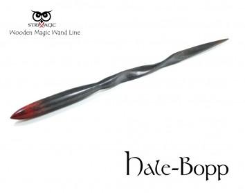 Hale-Bopp- Bacchetta Magica by Strixmagic - Legno