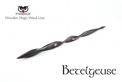 Betelgeuse - Bacchetta Magica by Strixmagic - Legno