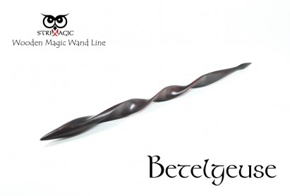 Betelgeuse - Magic Wand by Strixmagic - Wood