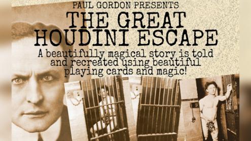 HOUDINI ESCAPE by Paul Gordon - Trick