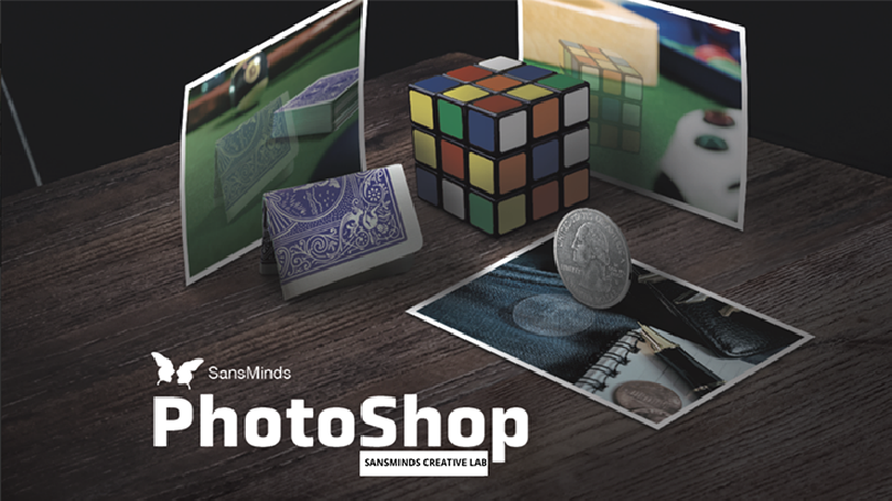PhotoShop 2 (Props and Online Instructions)  by Will Tsai and SansMinds - Trick