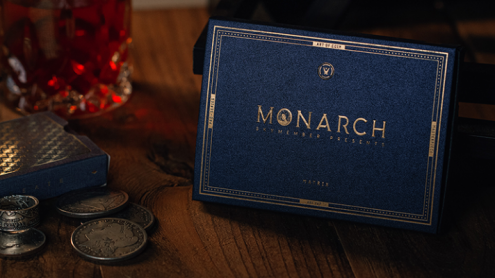 Skymember Presents Monarch (Quarter) by Avi Yap - Trick