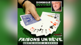 Let's Have a Dream (Gimmicks and Online Instructions) by Dominique Duvivier - Trick