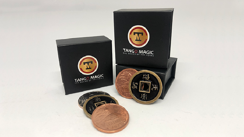 Silver Copper Brass Transposition (CH002) Tango