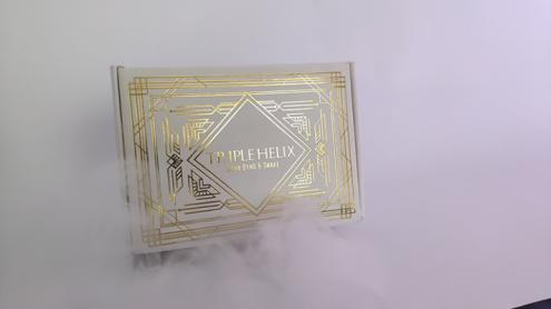 Tumi Magic presents Triple Helix by Snake & John Byng - Trick
