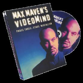 Max Maven Video Mind- 3, DVD