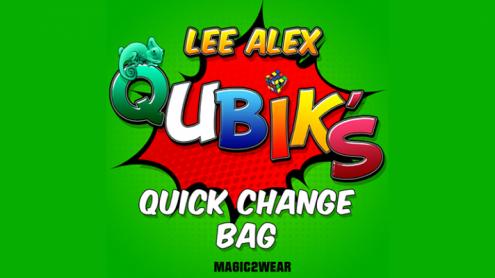 Qubik's Quick Change Bag by Lee Alex - Trick
