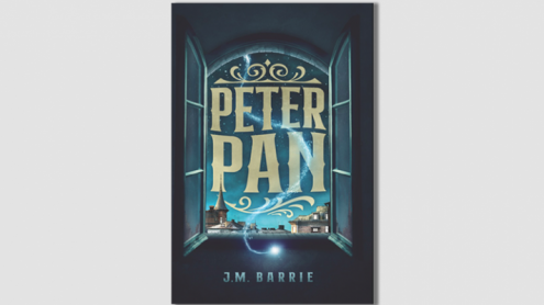 Peter Pan Book Test (Online Instructions) by Josh Zandman - Trick