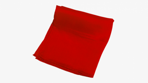 "Rice Spectrum Silk 12"" (Red) by Silk King Studios - Trick"