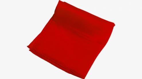 "Rice Spectrum Silk 18"" (Red) by Silk King Studios - Trick"