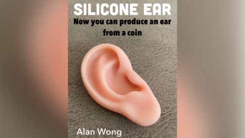 Silicone Ear by Alan Wong - Trick