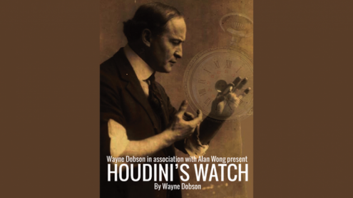 Houdini's Watch by Wayne Dobson and Alan Wong - Trick