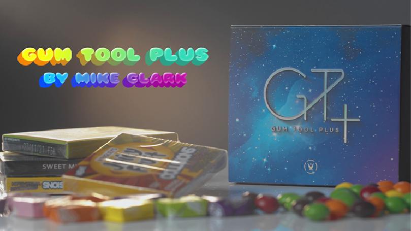 Skymember Presents Gum Tool Plus (Juicy Fruit) by Mike Clark  - Trick