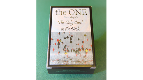 The One by Strixmagic (Mazzo Rosso)- Trick