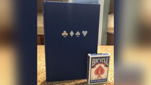 Beach House Card Tricks (Vol 2) by Marc Davison - Book