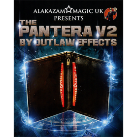 Alakazam Presents The Pantera Wallet (Gimmick and Online Instructions) by Outlaw Effects