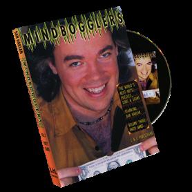 Mindbogglers vol 3 by Dan Harlan - DVD