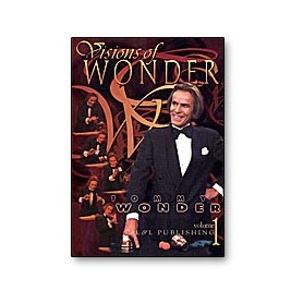 Tommy Wonder Visions of Wonder- 1, DVD