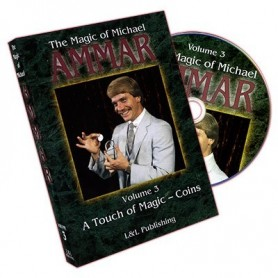 Magic of Michael Ammar 3 by Michael Ammar - DVD