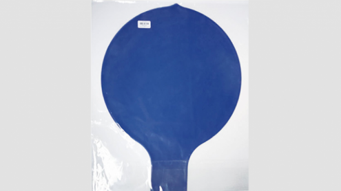 Entering Balloon BLUE (160cm - 80inches)  by JL Magic - Trick