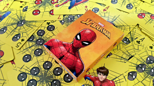 Spider Man V3  Deck by JL Magic - Trick